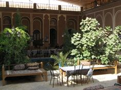 Old house converted into a hotel. Yazd, Iran  Iran Traveling Center http://irantravelingcenter.com #iran #travel