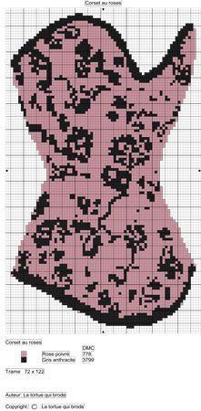 Afbeeldingsresultaat voor point de croix de lingerie