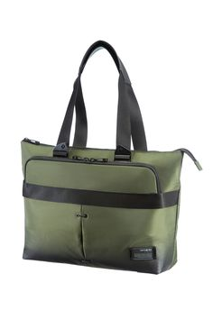 samsonite cityvibe inch horizontal shoulder bag green