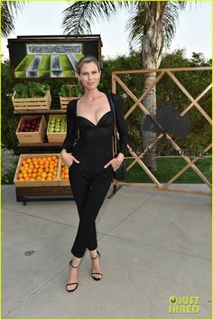 Erin & Sara Foster Look Super Chic at Just Jared & Vintage Grocers' Malibu Dinner!: Photo Erin and Sara Foster pose for photos while attending the Just Jared and Vintage Grocers Malibu Dinner held on Saturday (June at a private residence in Malibu,… Sara Foster, Poses For Photos, Just Jared, Celebs, Celebrities, The Fosters, Pop Culture, Style Me, Photo Galleries