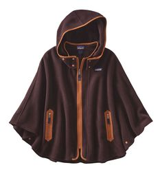 Patagonia Lightweight Synchilla Poncho - Women's