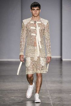 Male Fashion Trends: João Pimenta Runway Show - Sao Paulo Fashion Week