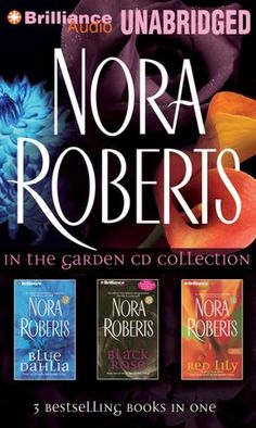 Nora Robert Garden Trilogy, fantastic. I've read these books in order several times!
