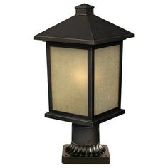 1000 Images About Home Outdoor Lighting On Pinterest Rustic Post Lights