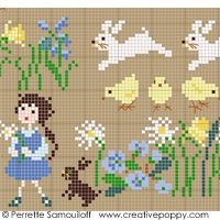 Thrilling Designing Your Own Cross Stitch Embroidery Patterns Ideas. Exhilarating Designing Your Own Cross Stitch Embroidery Patterns Ideas. Cross Stitch For Kids, Cross Stitch Baby, Counted Cross Stitch Patterns, Cross Stitch Designs, Dmc Embroidery Floss, Cross Stitch Embroidery, Learn Embroidery, Embroidery Patterns, Easter Cross