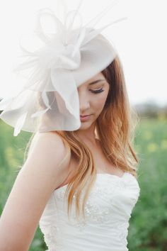 Bridal hat dreaming