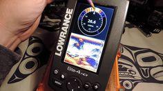Lowrance Elite 4 HDI - Flasher Mode Fish Finder, Gps Navigation, Helpful Hints, Fishing, Electronics, Usa, Useful Tips, Fishing Rods, Peaches