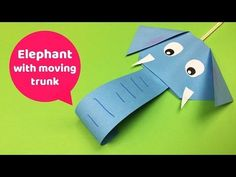 Easy paper crafts | Peacok Fan | Easy Summer craft for kids - YouTube
