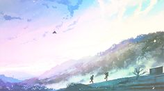 makoto shinkai | Tumblr