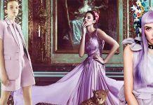 To μοβ της λεβάντας είναι από τα κυρίαρχα χρώματα της σεζόν 2020 Prom Dresses, Formal Dresses, Mermaid, Fashion, Formal Gowns, Moda, Fashion Styles, Formal Dress, Gowns