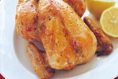 Master the art of roasting a chicken to perfection so that it has a crunchy skin on the outside and juicy, tender meat underneath.