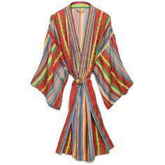 Austin Motel Shorty Kimono Robe