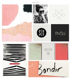 Photographer Branding Moodboard // Grit & Wit Brand Design for Event Creatives