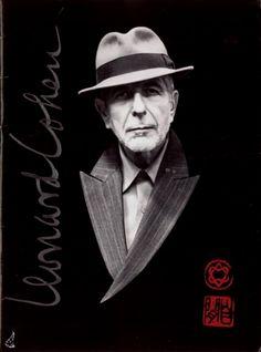 Leonard Cohen 2009