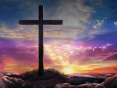 Good Friday marks the slaying of our Jesus. The unblemished lamb, the perfect sacrifice. He took our guilt and blame upon Himself so we could be with Him in paradise. Amen!
