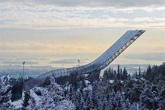 holmenkollen ski jump - Google 検索