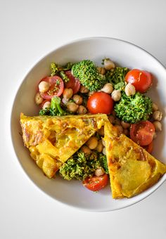 Classic Spanish Omelette: The Tortilla