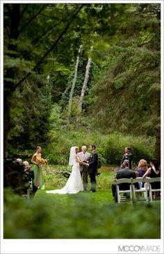Mackinac Island Wedding, Image by McCoy Made