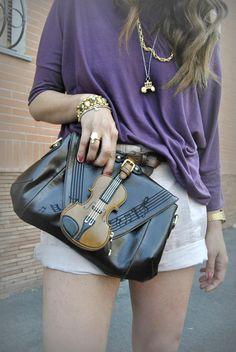 Violino Pochette  #puro #puroitalianstyle #trend #fashion