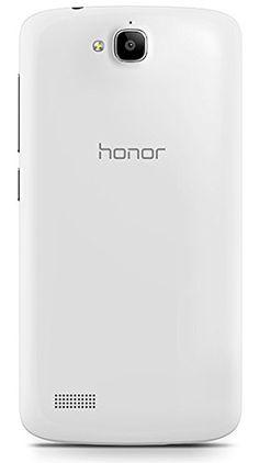 """Honor Holly - Smartphone de 5"""" (pantalla táctil, Quad Core, 1 GB de RAM, 16 GB, cámara trasera de 8 MP, cámara frontal de 2 MP, Android 4.4, Emoción Laucher), blanco y negro"""