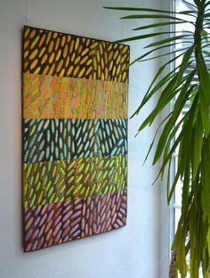Quilt by Maryline Collioud-Robert, Switzerland, Maryandpatch