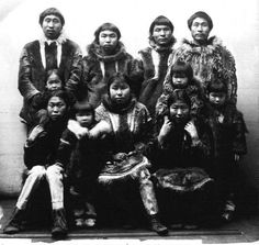 Changing Native Mores - In the Beginning
