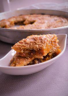 Γλυκιά κολοκυθόπιτα Μήλου!   Sokolatomania Sokolatomania Apple Pie, Lasagna, Recipies, Food And Drink, Ethnic Recipes, Desserts, Business, Recipes, Tailgate Desserts