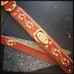 Inspiration Gallery | Paco Collars: Custom Leather Dog Collars