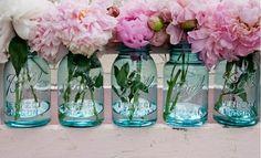 Sweet Pea Parties - Glass Jars