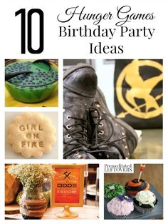 Are you planning a party for a Hunger Games fan? Here are 10 awesome Hunger Games Birthday Party Ideas to use for your planning!