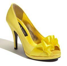 Image detail for -Nina: Evelixa Peep Toe Pump | The High Heels Net