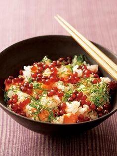 Japanese food / 秋の親子丼