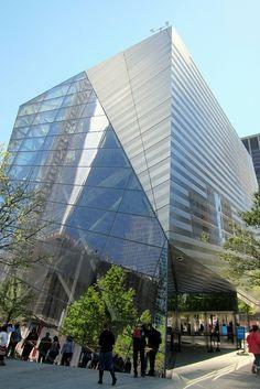 National September 11 Memorial & Museum in New York, NY | Snøhetta