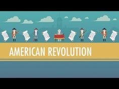 ▶ Tea, Taxes, and The American Revolution: Crash Course World History…terrific for and grade…look on the right hand side for other GREAT videos! 4th Grade Social Studies, Social Studies Classroom, Social Studies Resources, History Classroom, Teaching Social Studies, History Teachers, History Education, Elementary Education, Teaching Resources