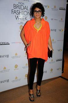 Kiran Rao Khan at Gaurav Gupta couture show, Mumbai