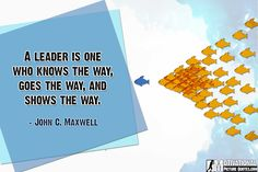 good leadership quotes by John C. Maxwell