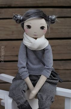Luti – the romia doll