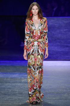 Naeem Khan Spring 2017 Ready-to-Wear Fashion Show