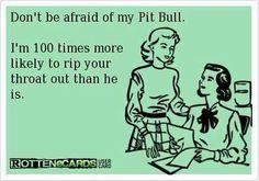 My pit bull lol