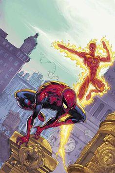 Spider-Man by Roger Cruz