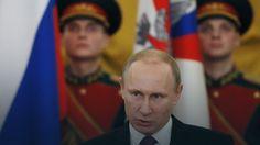 Władimir Putin niezmiennie przewodzi rankingowi zaufania polityków wśród Rosjan #Ukraina #Rosja #kryzys #Putin