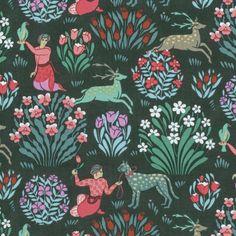 Splendor - Forest Friends - FreeSpirit Fabric for Quilting