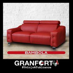 No renuncies al #confort, visita tu tienda de Sofás de Autor Granfort y disfruta el #LujoATuAlcance