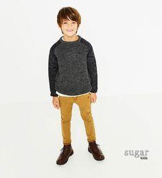 Biel from Sugar Kids for ZARA #autumnkids.
