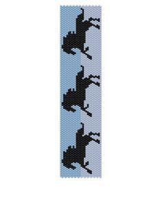 Схема браслета   biser.info - всё о бисере и бисерном творчестве Peyote Beading Patterns, Loom Patterns, Loom Beading, Stitch Patterns, Bead Loom Bracelets, Beaded Banners, Beaded Crafts, Bookmarks, Bracelets