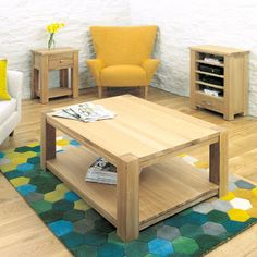 aston oak coffee table large aston solid oak wall mirror