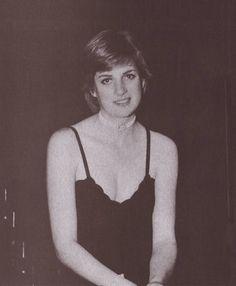 Lady Diana Spencer 1980
