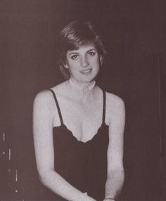 Lady Diana Spencer 1980