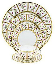 Bernardaud Roseraie · Lenox ChinaPlace SettingsTable SettingsChina  PatternsChina PorcelainDinnerware SetsFine ChinaTabletopTablewares