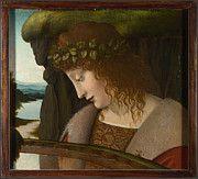 """New artwork for sale! - """" Narcissus by Follower of Leonardo da Vinci """" - http://ift.tt/2nq5tD9"""